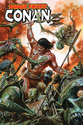 SAVAGE SWORD OF CONAN #1