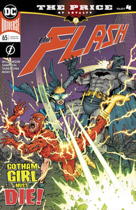 FLASH #65 THE PRICE