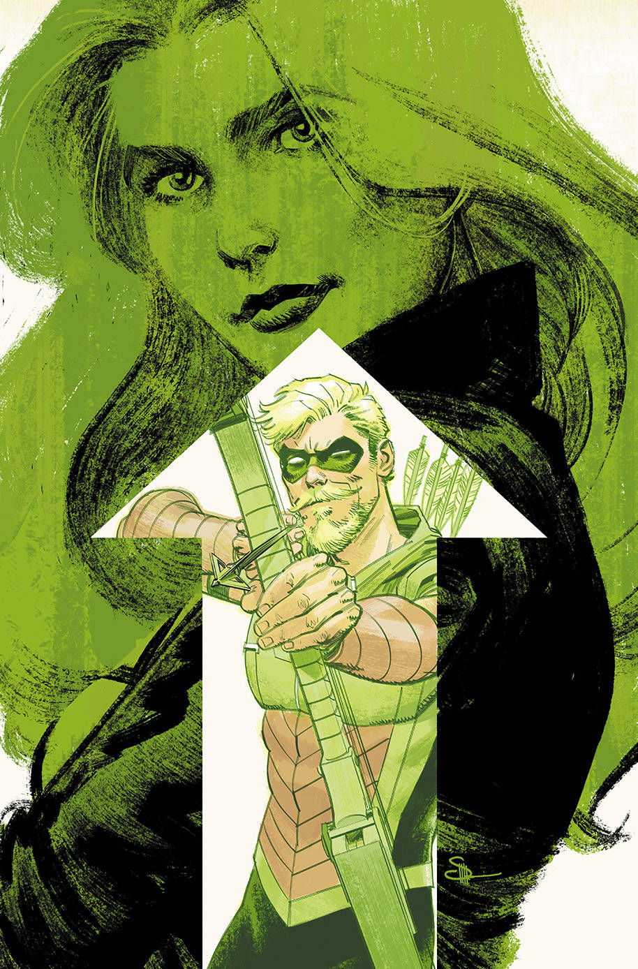 GREEN ARROW #50 VAR ED