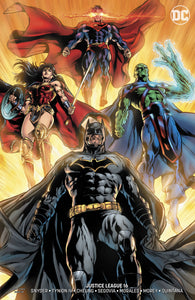 JUSTICE LEAGUE #16 VAR ED