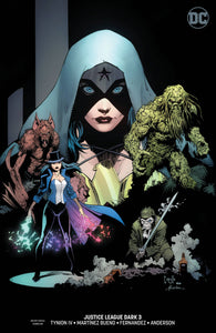 JUSTICE LEAGUE DARK #3 VAR ED
