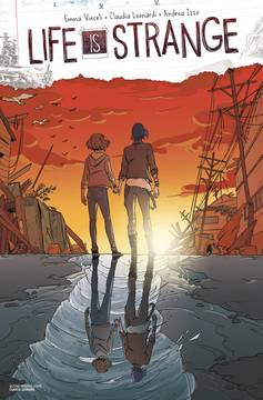 LIFE IS STRANGE #1 2ND PTG (Limit 2 per customer)