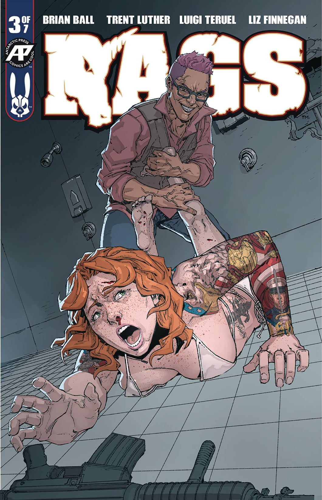RAGS #3 (MR)