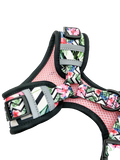 tropical dog harness