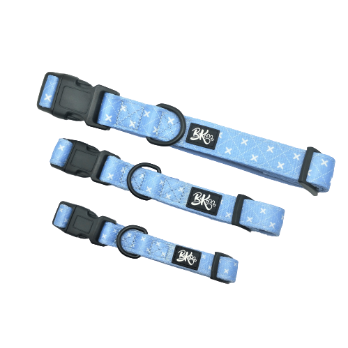 Tic Tac Toe - Dog Collar - Everyday Collection