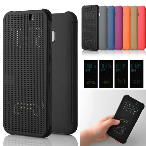 Ultra Slim Dot View Smart Protective Cover - Gadget Canada