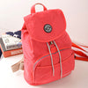 Preppy Style Women Backpack Waterproof - Gadget Canada