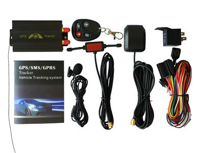 Auto Vehicle Car GPS Tracker with Remote Control - Gadget Canada