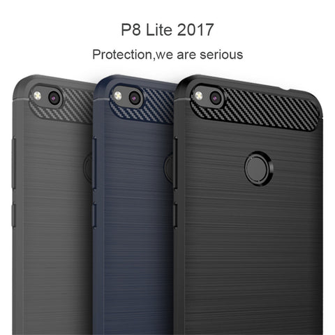 Luxury Soft Carbon Silicon Phone Cases - Gadget Canada