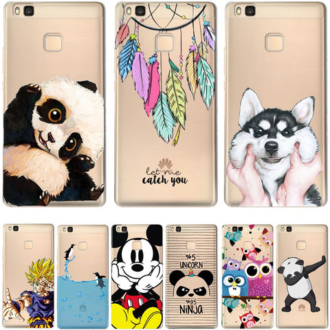 Soft TPU Silicone Case for Huawei - Gadget Canada