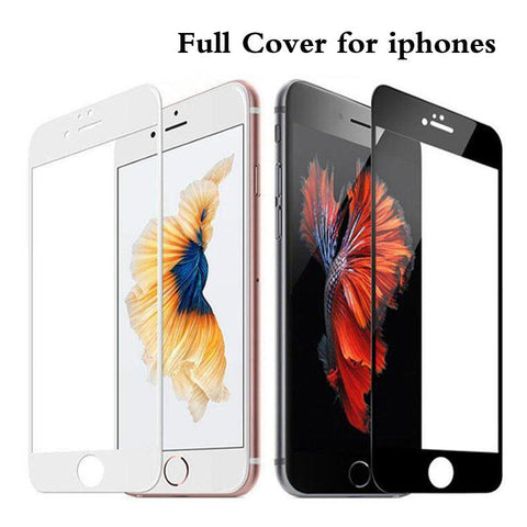 Full Screen Protection Tempered Glass - Gadget Canada