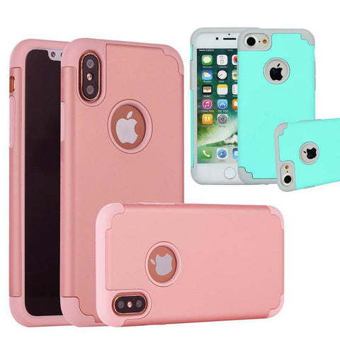 Good Quality Hybrid Soft Silicone Phone Case - Gadget Canada