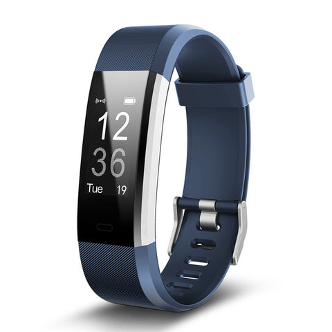 Smart Wristbands Fitness Bracelet Heart Rate Tracker - Gadget Canada