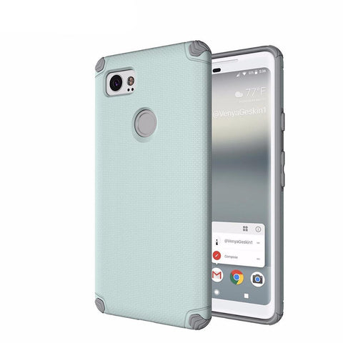 Magnetic Back Protective Phone Case - Gadget Canada