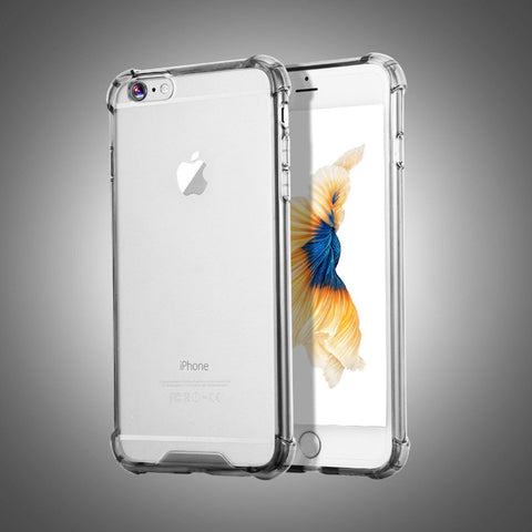 Transparent Hard PC Protection Phone Cases - Gadget Canada