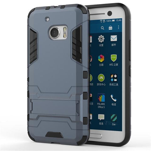 Slim Hard Back Rubber Phone Case - Gadget Canada