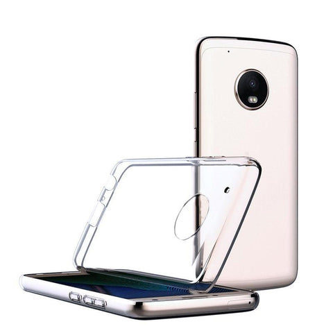 Clear Soft TPU Back Cover - Gadget Canada