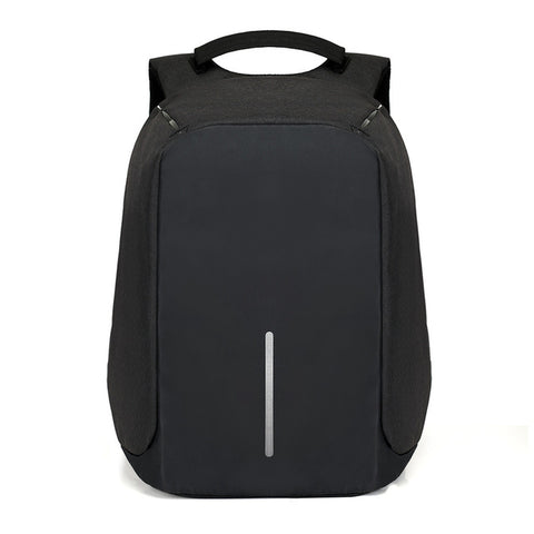 15 inch Laptop Backpack USB Charging Anti Theft Backpack - Gadget Canada