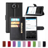 PU Leather Fold Wallet Phone Case - Gadget Canada