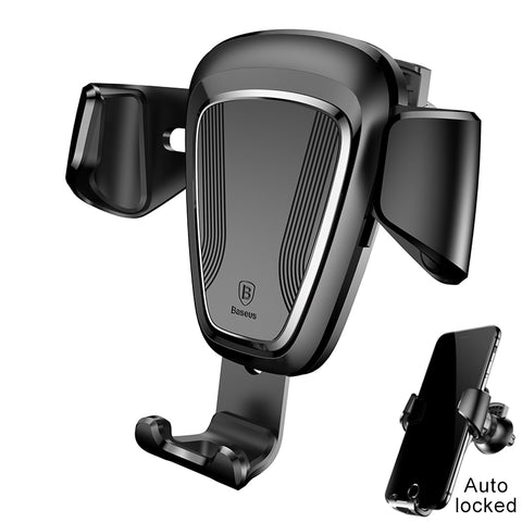 Baseus Gravity Auto Car Holder - Gadget Canada