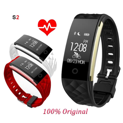 Bluetooth 4.0 Smart Band Wristband Heart Rate Monitor - Gadget Canada