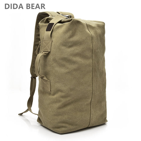 DIDABEAR 2018 Large capacity Man travel bag - Gadget Canada
