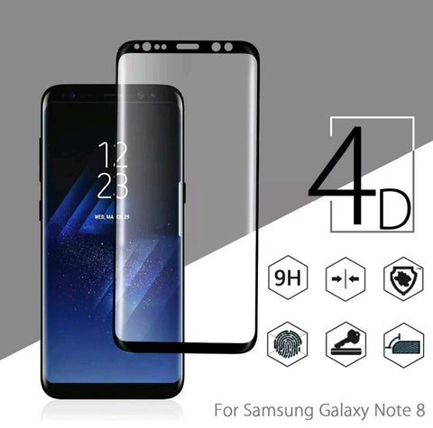 Full Curved 4D Tempered Glass - Gadget Canada