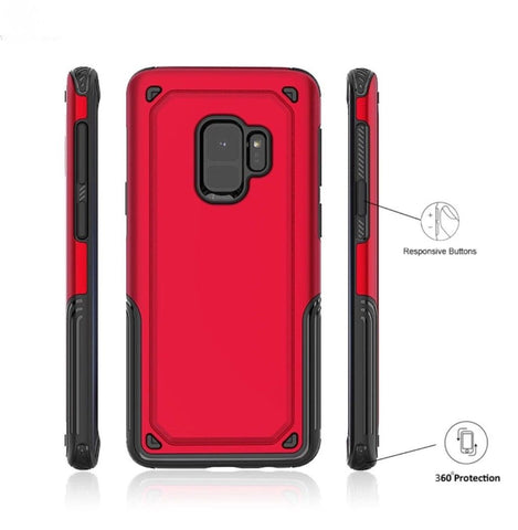 Armor Shockproof Premium Case For Galaxy S8 / S8 Plus / S9 / S9 Plus - Gadget Canada