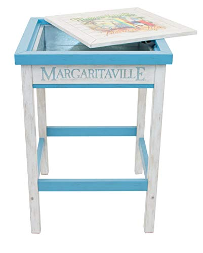 Margaritaville Painted Wood Fins Adirondack Chairs Set Of