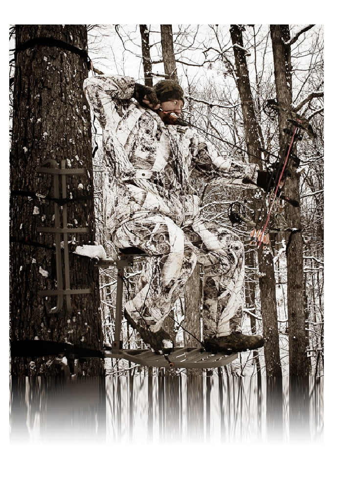 X Stand Back Country Combo Hang On Tree Stand Pro Package