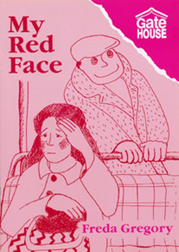 My Red Face Audio Cassette