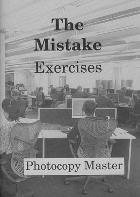 The Mistake: Exercises