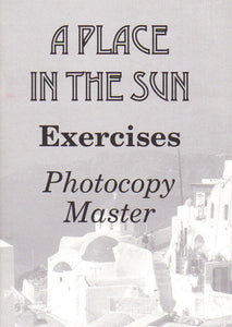 A Place in the Sun: Exercises