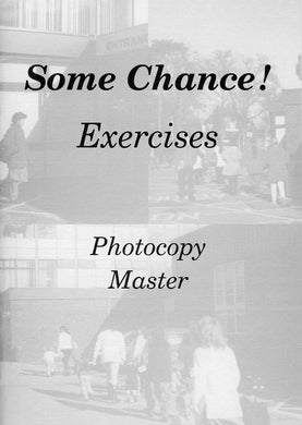 Some Chance!: Exercises