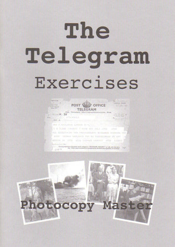 The Telegram: Exercises