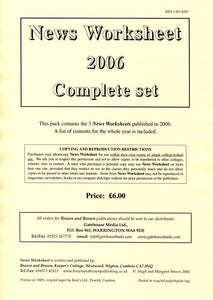 News Worksheet 2006