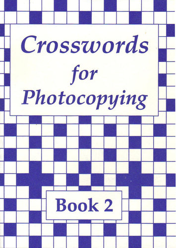 Crosswords for Photocopying: Book 2