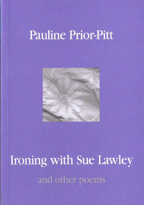 Ironing with Sue Lawley