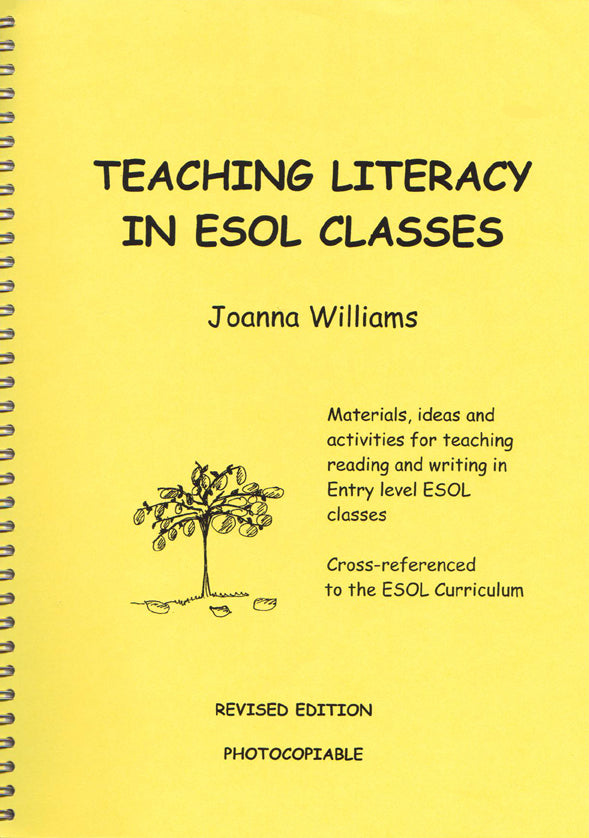 Teaching Literacy in ESOL Classes