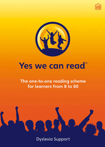 Yes We Can Read: Pack of 6