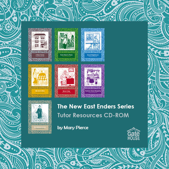 The New East Enders Series: Tutor Resources CD-ROM