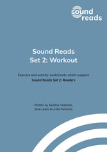 Load image into Gallery viewer, Sound Reads: Set 2 Readers and Workout