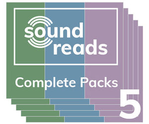 Sound Reads: 5 Complete Packs