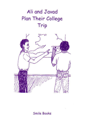 Ali & Javad Plan Their College Trip