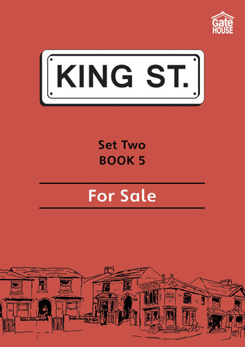 For Sale: King Street Readers: Set Two Book 5
