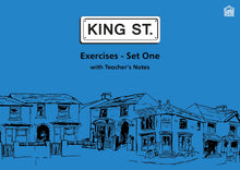 Load image into Gallery viewer, King Street: Exercises - Set One