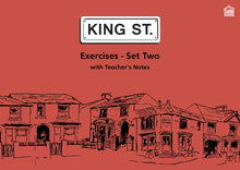 Load image into Gallery viewer, King Street: Exercises - Set Two
