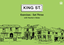 Load image into Gallery viewer, King Street: Exercises - Set Three
