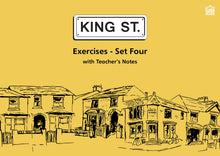 Load image into Gallery viewer, King Street: Exercises - Set Four