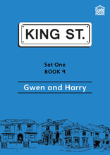 Load image into Gallery viewer, Gwen and Harry: King Street Readers: Set One Book 9
